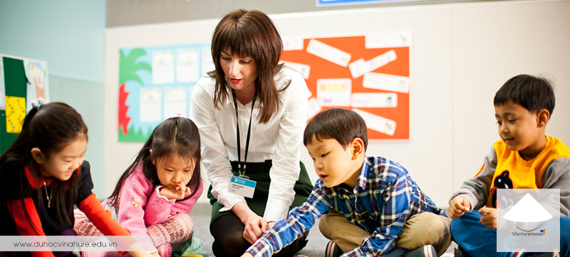 Tiếng Anh cho trẻ em tại Philippines
