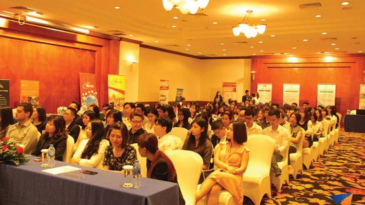 Hội thảo Trường Anh ngữ Idea tổ chức tại việt nam